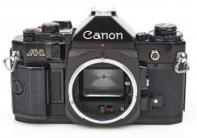 Canon A-1 35mm film SLR FD camera body - No Shutter Squeak -1020431