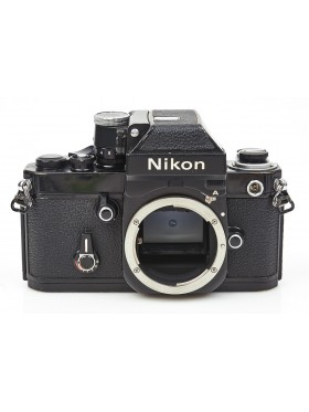 Nikon F2A Photomic 35mm film SLR Black camera body 7952371