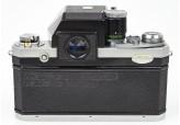 Nikon F Photomic FTn 35mm film SLR Chrome Professional Camera body - 7101357