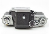 Nikon F Photomic FTn 35mm film SLR Chrome Professional Camera body - 7101357