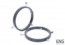 110mm Black Telescope Guide Rings