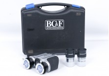 BC&F Astro Engineering Binoviewers Set with 2 Eyepieces