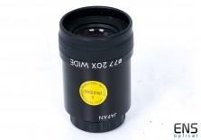 Kowa 20x Wide Angle Eyepiece Japan - for TSN-1-2-3 or 4  77mm Spotting Scopes