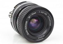 Nikon 35-70mm f/3.3-4.5 Ai-S Nikkor standard zoom lens 2030268