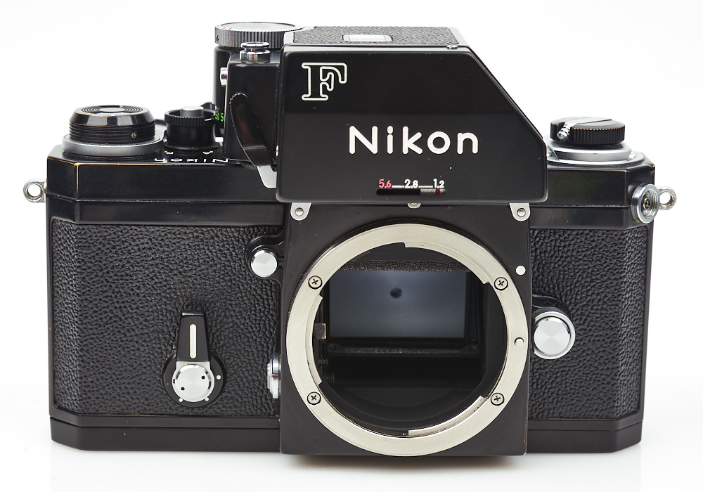 Nikon F Photomic FTn Apollo 35mm film SLR Black Professional Camera body 7418623