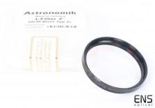 "Astronomik 2"" L UV/IR Blocking Filter"