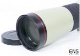 Nikon 78 ED Fieldscope Angled spotting Scope, Case & 25X Eyepiece