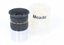 "Meade 15mm Super Plossl - 1.25"" - JAPAN (1)"