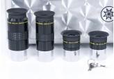 """Meade Series 4000 Super Plossl 1.25"""" Eyepiece Set"""