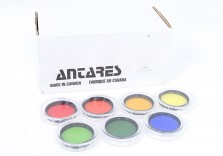 "Antares 2"" 7 Piece Colour Filter Set - Vintage Japan"