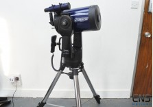 "Meade 8"" LX90 GPS Autostar Goto telescope - Stunning Condition"
