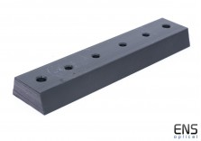 CNC Machined Dovetail Bar 190mm