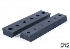CNC Machined Dovetail Bar 190mm 19CM