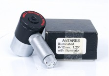 "Antares 12mm Illuminated  1.25"" Double Crosshair Eyepiece - Japan"