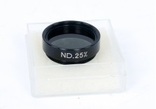 "1.25"" ND. 25% Telescope Filter"