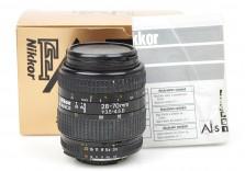 Nikon 28-70mm f/3.5-4.5 AF-D Nikkor standard zoom lens Boxed 3271461