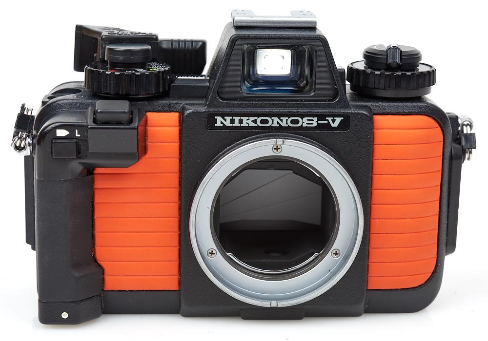 Nikon Nikonos V Underwater 35mm film camera body Superb! 3029171