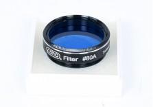 """Astro #80A 1.25"""" Filter"""