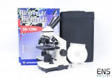 Bresser Biolux Microscope AL 20x-1280x