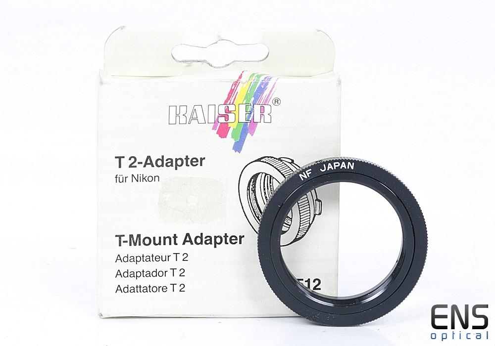 Kaiser T2 Adapter for Nikon