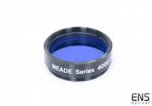 "Meade Series 4000 #80A Blue Colour Filter 1.25"""
