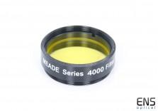 "Meade Series 4000 No.12 Yellow Colour Filter 1.25"""