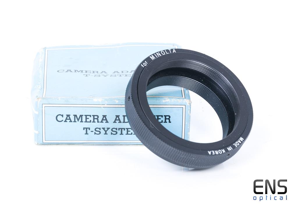 T-Ring Camera Adapter For Minolta