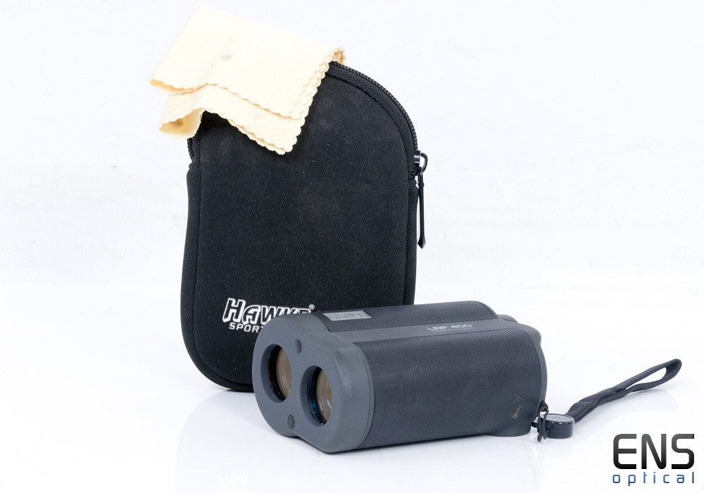Hawke LRF Pro 400 Professional Range Finder With Carry Case