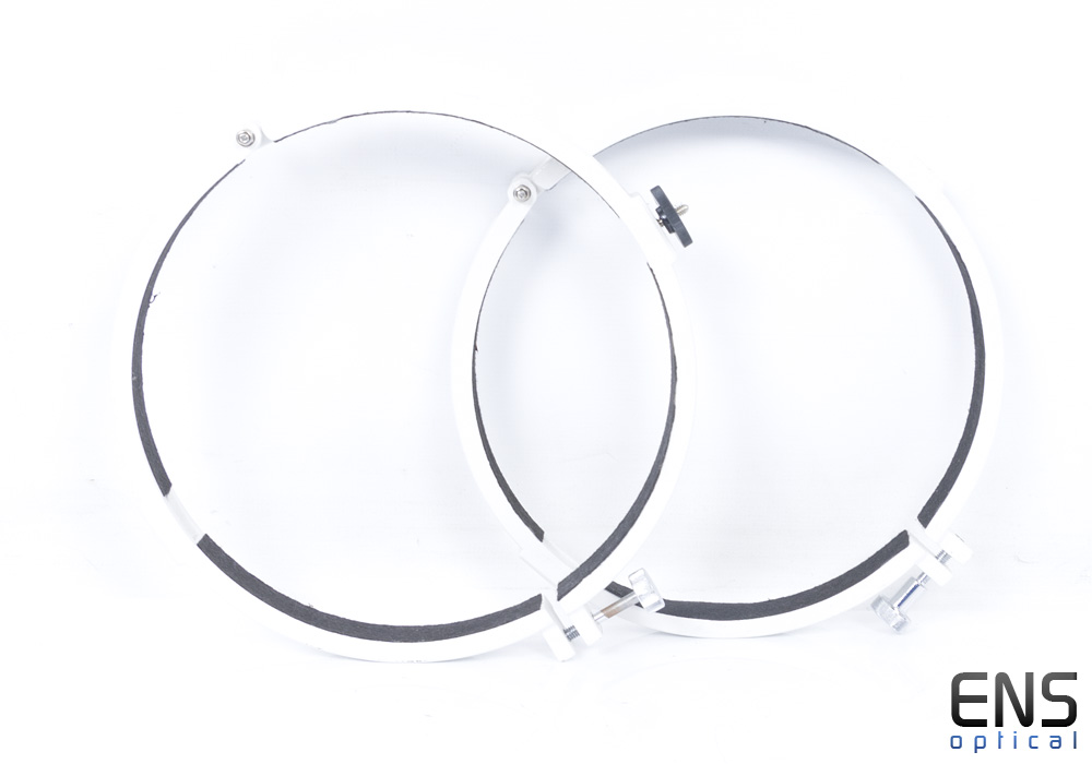 Skywatcher 288mm Telescope Tube Rings White