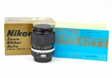 Nikon 43-86mm f/3.5 Ai Nikkor standard zoom lens Boxed Mint! Collectors! 605946