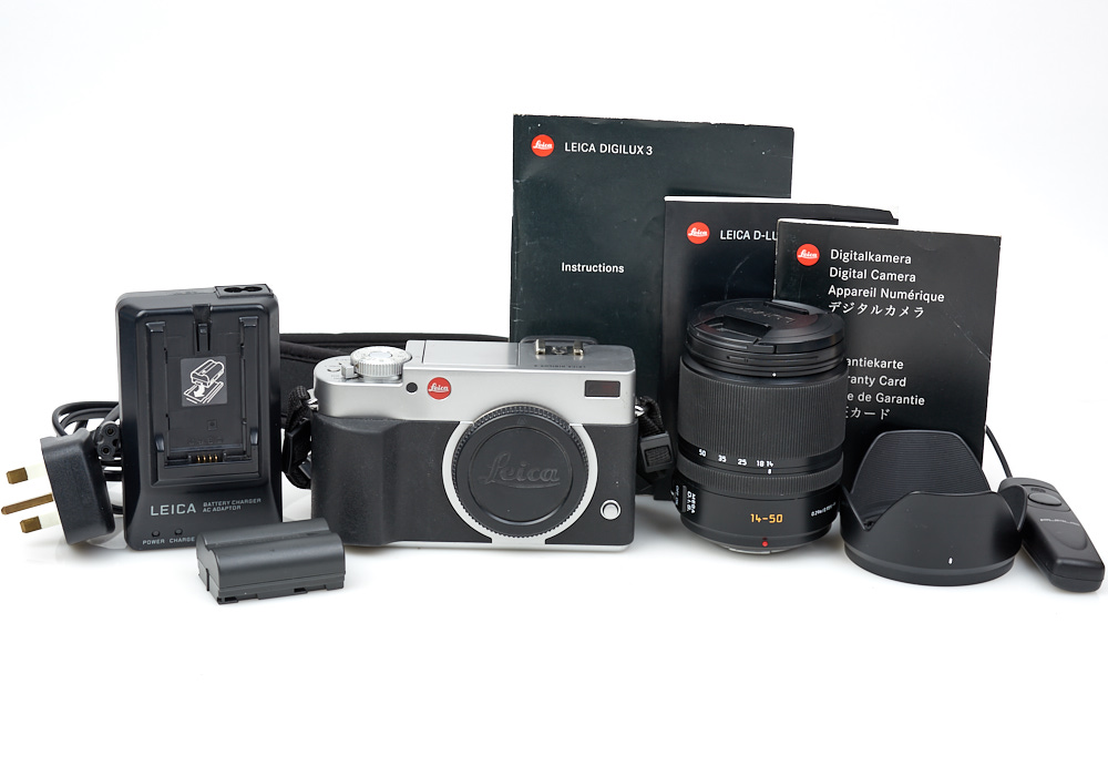 leica digilux 3 7 5mp digital slr camera with 14 50mm lens 3190466 rh ensoptical co uk Leica R8-R9 Leica D-LUX 6