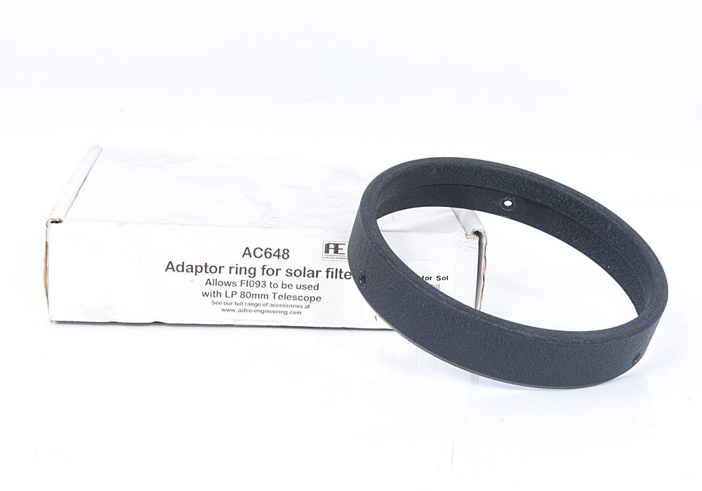 Astro Engineering Solar Filter Adapter Ring