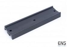 160mm Black Dovetail Bar