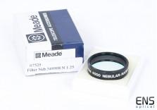 "Meade Series 4000 #908 Nebula-Narrowband Filter 1.25"" - JAPAN"