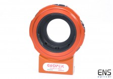 Geoptik Canon Eos Lens to T2 CCD Camera Adapter