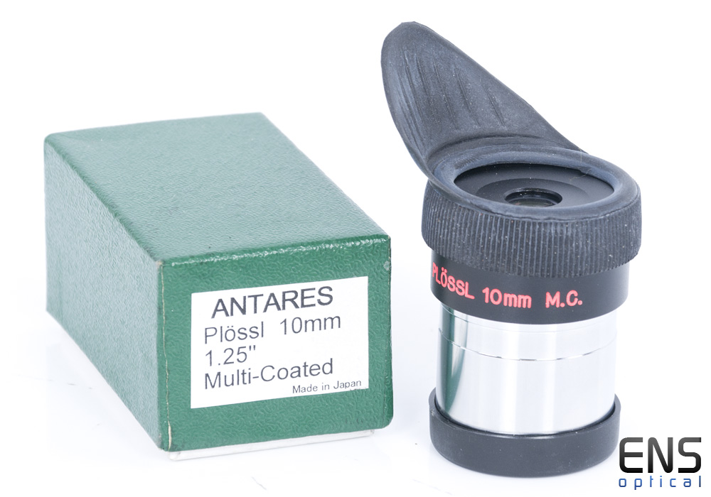 "Antares 10mm Ultima Plossl Eyepiece - 1.25"""
