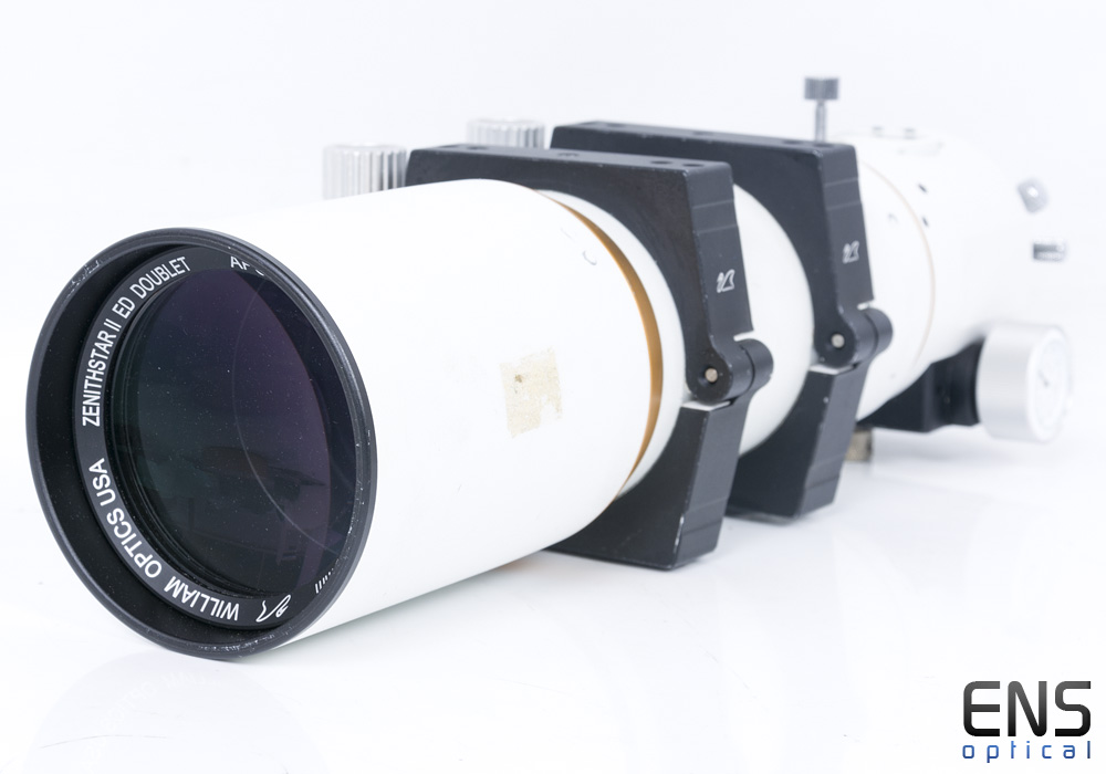 William Optics ZenithStar II 80 ED F6.8 APO Refractor