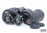 Swift 8.5 x44 Extra Wide Audubon Vintage Binoculars & Case - Stunning