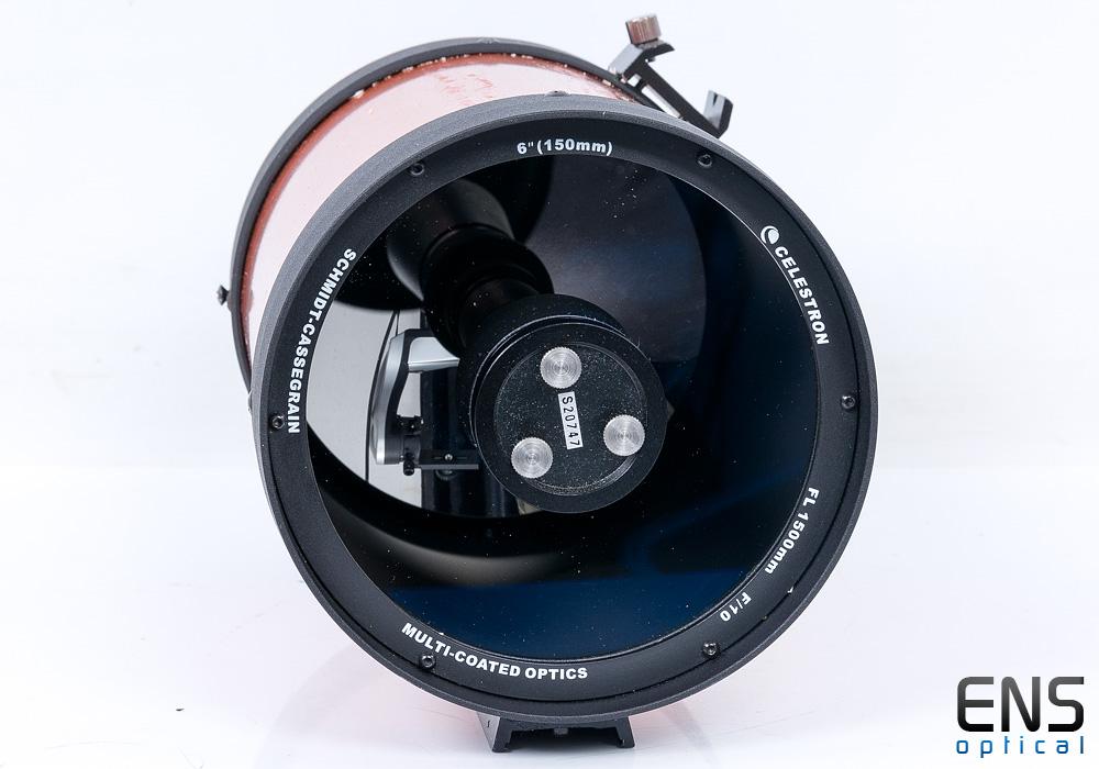 Celestron 6SE OTA Schmidt Cassegrain Telescope