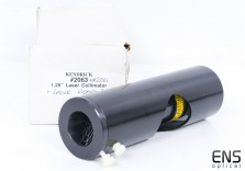 """Kendrick 1.25"""" Laser Collimator With Laser & 2"""" Adapter"""
