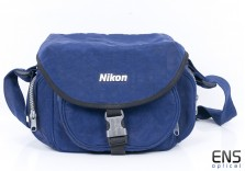 Nikon Blue Camera Bag 200x310x200mm