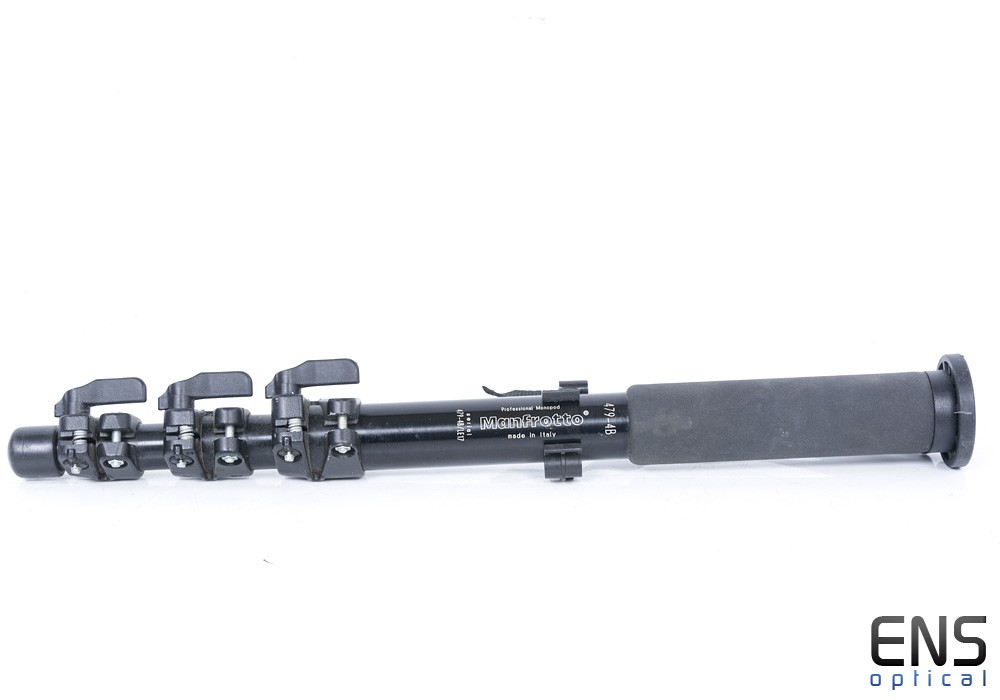 Manfrotto 479-4B Professional Monopod