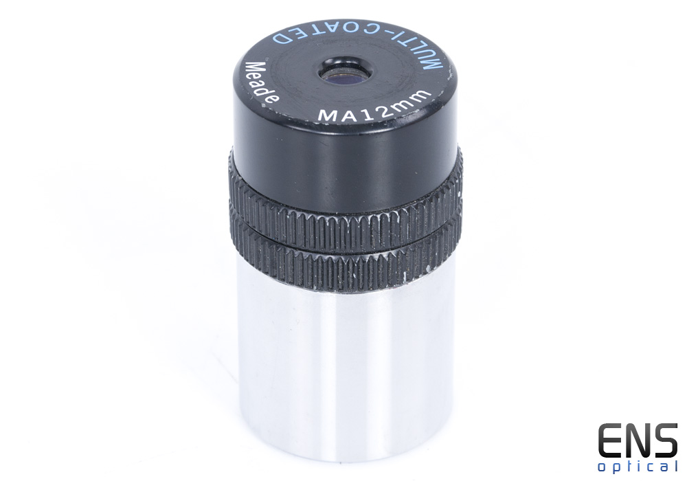 Meade/Circle-T MA12mm Eyepiece - 1.25""