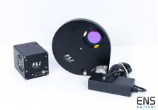 Finger Lakers Instruments ML8300 Mono CCD CFW2-7 Wheel, Baader LRGB HA OIII SII