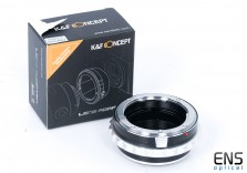 Nikon G/F/AI/AIS/D Lenses to (M4/3) Camera Adapter