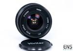 Vivitar 24mm f/2.8 MC Wide angle prime lens - Nikon Ais
