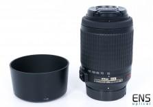 Nikon 55-200mm f/4-5.6 AF-S G DX VR Nikkor telephoto zoom lens 3269234