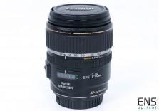 Canon EF-S IS 17-85mm F4 -5.6 Image Stabilizer Zoom Lens EOS 6416413