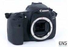 Canon 60D Astronomy DSLR Camera Body & Grip - Only 13,872 Shots