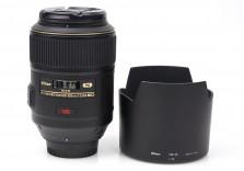 Nikon 105mm f/2.8 G AF-S VR N Micro Nikkor macro tele prime lens JAPAN! 371765